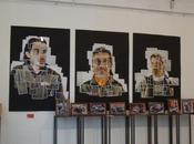 URBANrEVOLUTION..a Studio Dieci City Gallery.. Vercelli Fiorenzo Rosso Bergamo.