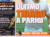 Ecco prime pagine Tuttosport Gazzatta Corriere dello Sport