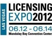 apre Licensing Expo 2012 Vegas Primi banner Iron Robocop Percy Jackson