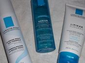 Roche Posay: acqua termale, shampoo Kerium dolcezza estrema doccia crema Lipikar Surgras