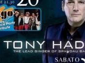 Tony Hadley degli Spandau Ballet band concerto Marino