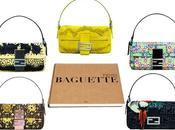 News closet Buon compleanno Baguette. anni della Fendi libro.