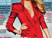 Blake Lively cover girl Marie Claire Luglio 2012