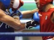 Manuel Cappai giovanissimo pugile alle Olimpiadi Londra