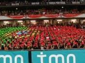 Portogallo-Turchia, porta allo stadio prima bandiera digitale