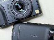 Nokia PureView distaccato lunghezza Panasonic Lumix DMC-LX5!