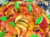 Torta prugne fresche... rovesciata
