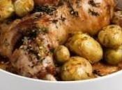 Spezzatino agnello patate olive