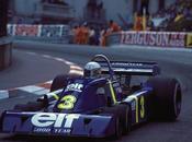 Jody Scheckter Tyrrell Ford Monaco 1976
