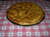Torta rustica: ricotta, salame, formaggio...