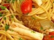 Spaghetti mari monti