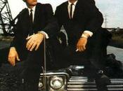 bianco nero Blues Brothers.