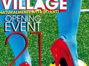 village 2012 apre oggi...