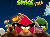 Angry Birds Space arriva versione Free