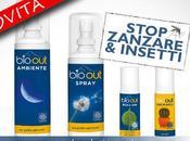 Cosmesi contro insetti zazare