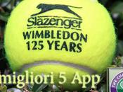 Cinque applicazioni aiutarvi preparare non-stop tennis Wimbledon
