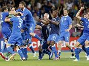 Inghilterra-Italia 2-4, azzurri vincono calci rigore volano semifinale