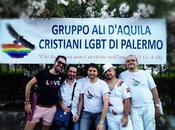 Foto Gruppo d'Aquila, Cristiani LGBT Palermo Pride 2012