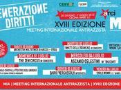 XVIII Edizione Meeting Internazionale Antirazzista