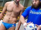 LONDRA 2012. Edison Felugo introducono alla Pallanuoto Rugbista Castrogiovanni