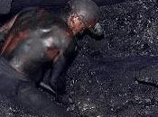 Working Coal Mine