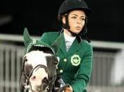 Niente Olimpiadi cavallerizza saudita Dalma Malhas