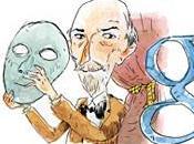 doodle Google grande Luigi Pirandello