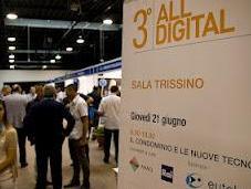 """AllDigital Forum: conclusa giorni """"digitale"""" sotto segno dell'innovazione"""