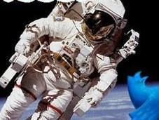 Twittare verso spazio? potrà, dalla mezzanotte oggi alle giugno