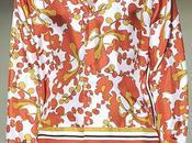 Stampe patterns dalla milan fashion week uomo