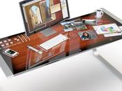 Surface Computing: TheFRAMEiDesk