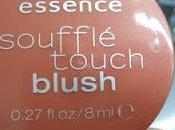 """Essence..nuovi prodotti linea permanente!!1°review """"Soufflè Touch Blush"""""""