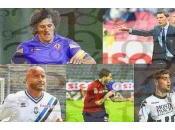 Pagellone della Serie Cagliari, Siena, Fiorentina, Atalanta, Catania