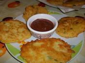 Frittelle Patate Ketchup