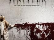 Sinister, terrificante trailer infestato fantasmi