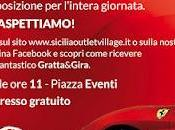 "Sicilia outlet village: ""ferrari day"""