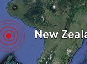 Forte scossa terremoto nuova zelanda