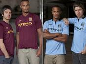 Manchester City, ecco Umbro 2012/13