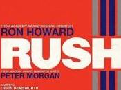 Rush Howard cimenta film sulla