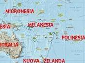 L'immensa varietà animali Oceania