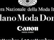 Milano Moda Donna 2013 Calendario Provvisorio