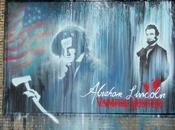 Abraham Lincoln: street film prodotto Burton