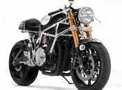 "Kawasaki ""Breitling Bike"" Santiago Chopper Specialties"