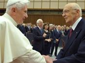 Giorgio Napolitano fumi dell'oppio