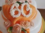 Torta Arancio Compleanno della mamma!