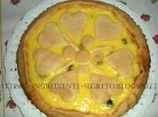 Crostata baci crema amarene