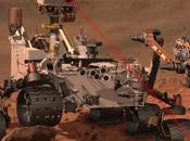settimane prima dell'atterraggio Curiosity Marte