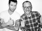 LIKE Adam Levine posa Terry Richardson