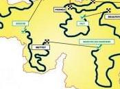 Tour Wallonie: tappe partenti