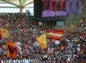 QUESTIONI CALCIO Open ROMA. 18000 all'Olimpico